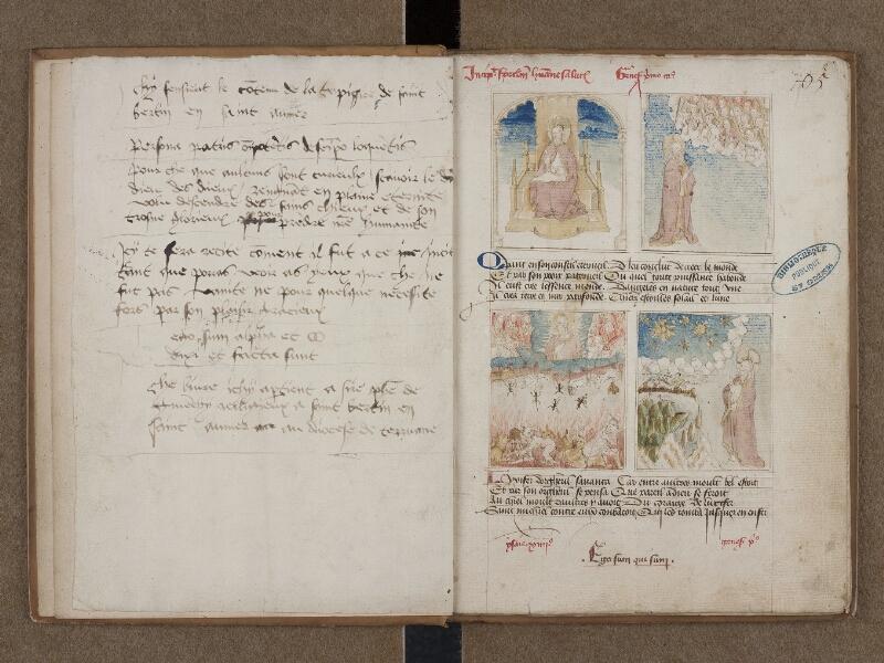 SAINT-OMER, Bibliothèque municipale, 0184, f. 001v - 002