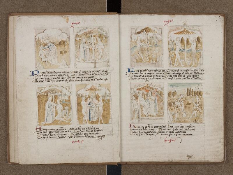SAINT-OMER, Bibliothèque municipale, 0184, f. 002v - 003