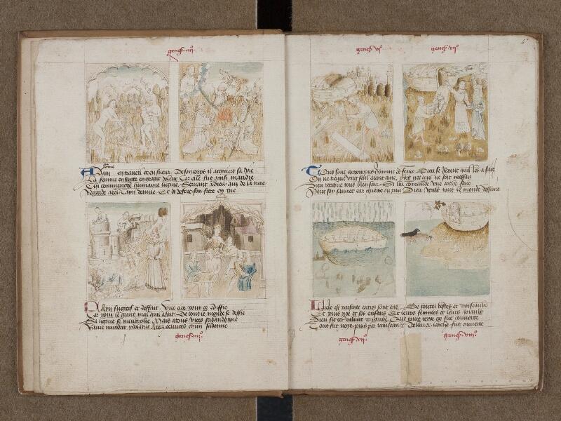 SAINT-OMER, Bibliothèque municipale, 0184, f. 003v - 004