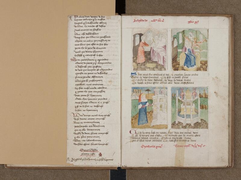 SAINT-OMER, Bibliothèque municipale, 0184, f. 005v - 006