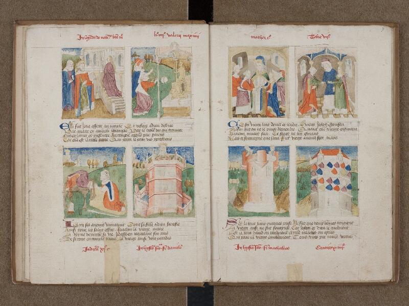 SAINT-OMER, Bibliothèque municipale, 0184, f. 006v - 007