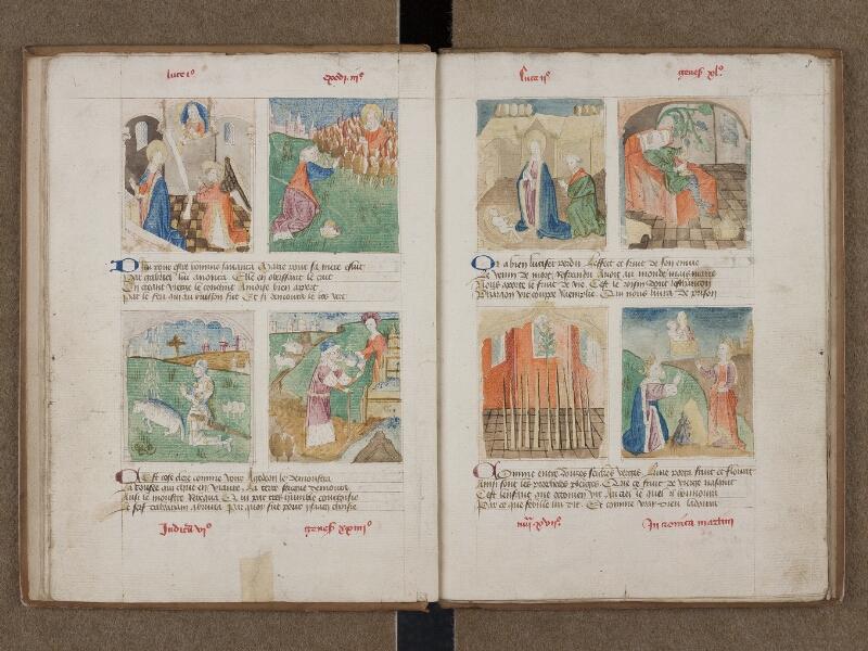SAINT-OMER, Bibliothèque municipale, 0184, f. 007v - 008