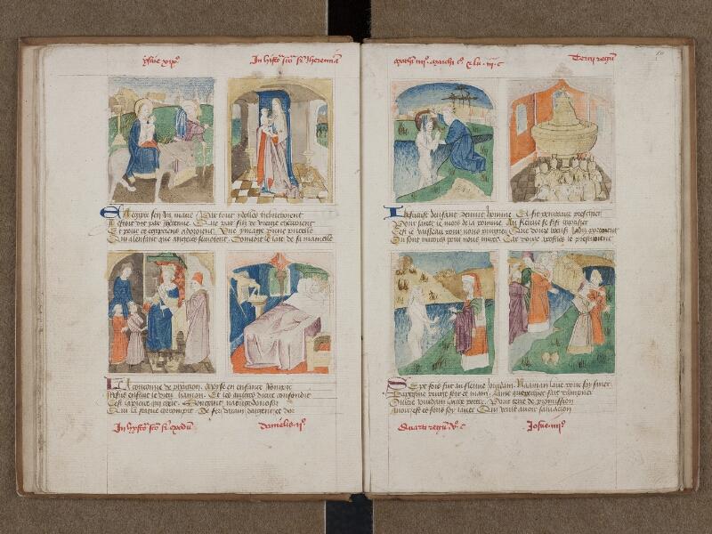SAINT-OMER, Bibliothèque municipale, 0184, f. 009v - 010