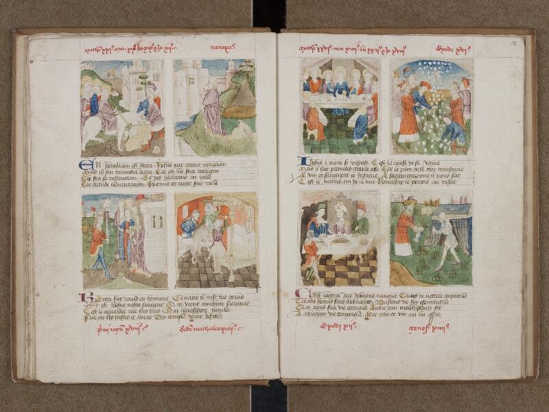 SAINT-OMER, Bibliothèque municipale, 0184, f. 011v - 012