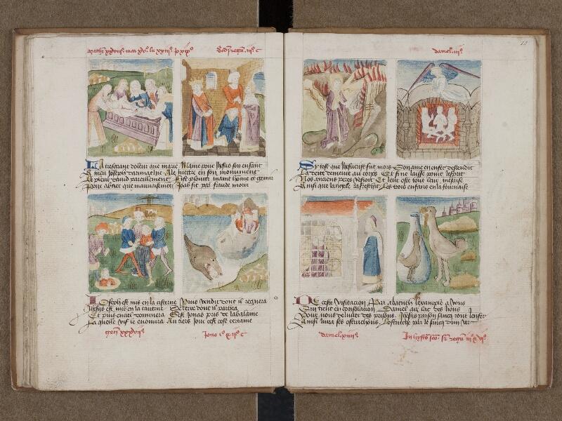 SAINT-OMER, Bibliothèque municipale, 0184, f. 017v - 018
