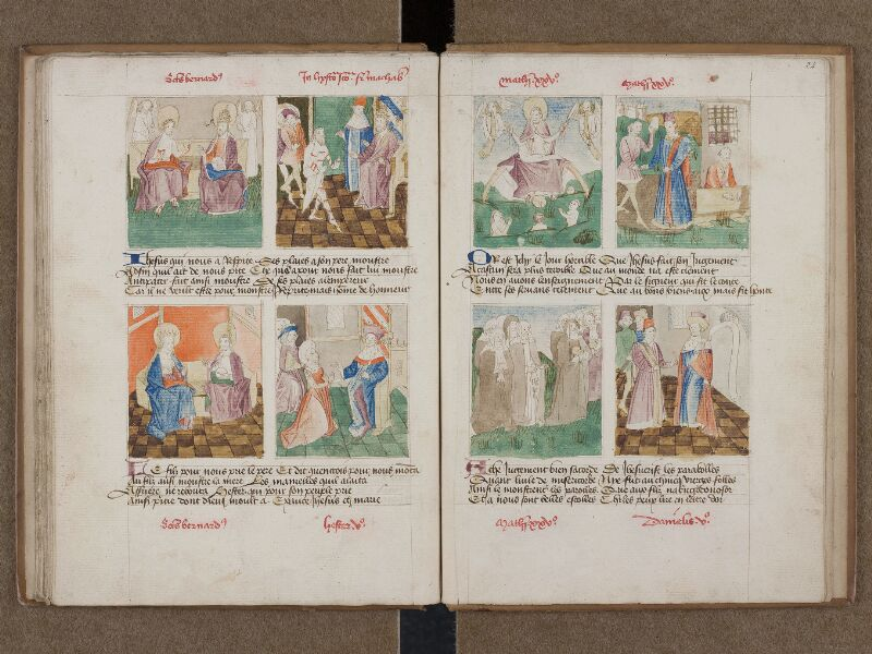 SAINT-OMER, Bibliothèque municipale, 0184, f. 023v - 024