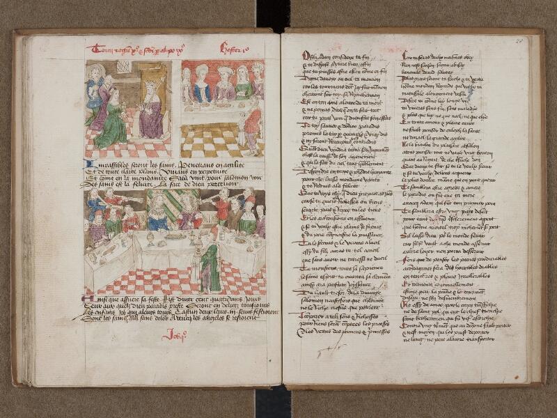 SAINT-OMER, Bibliothèque municipale, 0184, f. 025v - 026