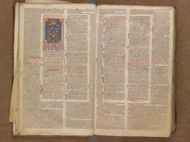 SAINT-OMER, Bibliothèque municipale, 0191, f. 011v - 012