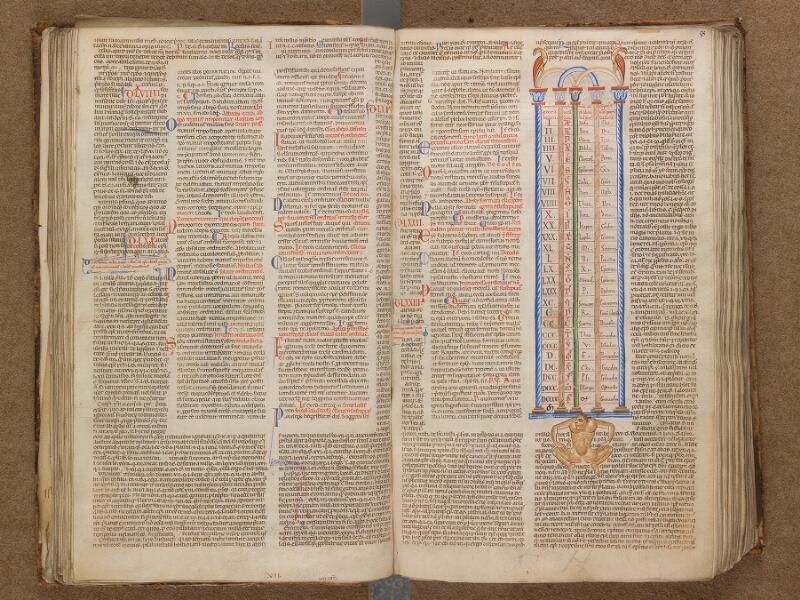 SAINT-OMER, Bibliothèque municipale, 0191, f. 057v - 058