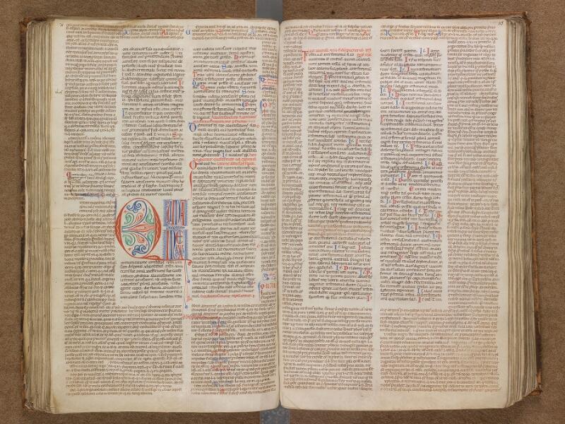 SAINT-OMER, Bibliothèque municipale, 0191, f. 112v - 113