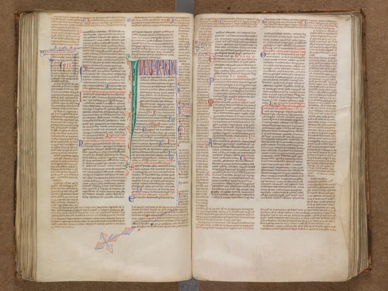 SAINT-OMER, Bibliothèque municipale, 0191, f. 122v - 123