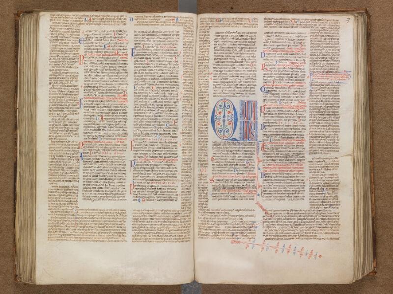 SAINT-OMER, Bibliothèque municipale, 0191, f. 126v - 127