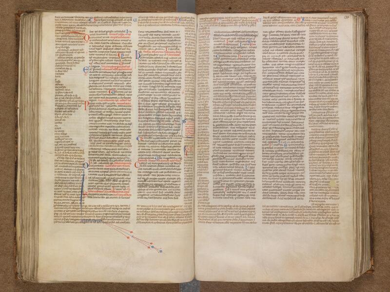 SAINT-OMER, Bibliothèque municipale, 0191, f. 127v - 128