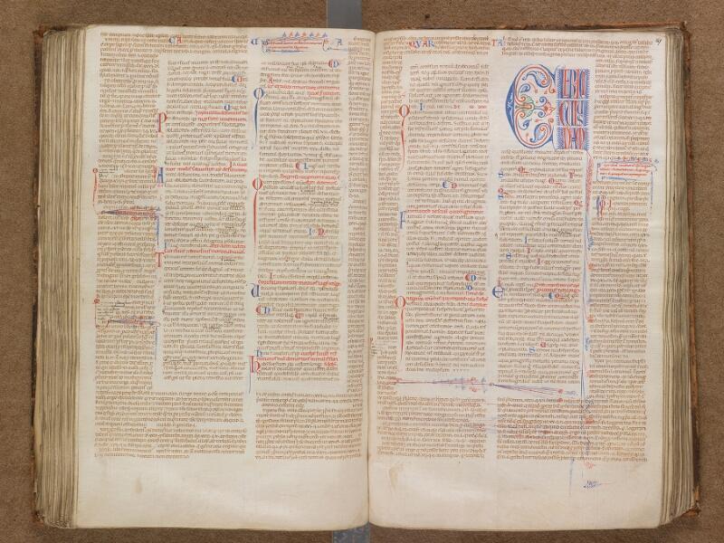 SAINT-OMER, Bibliothèque municipale, 0191, f. 148v - 149