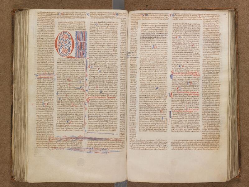 SAINT-OMER, Bibliothèque municipale, 0191, f. 151v - 152