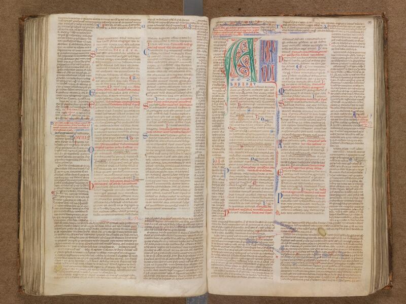 SAINT-OMER, Bibliothèque municipale, 0191, f. 154v - 155