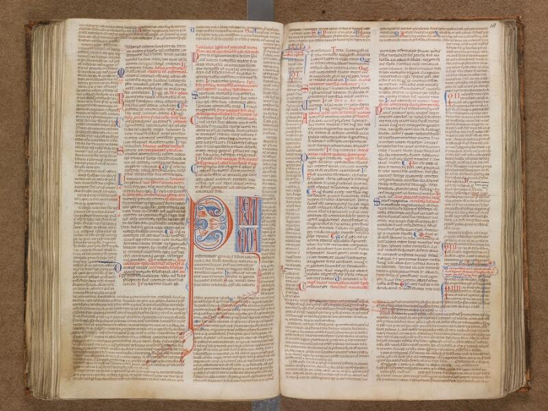 SAINT-OMER, Bibliothèque municipale, 0191, f. 164v - 165