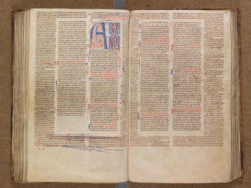 SAINT-OMER, Bibliothèque municipale, 0191, f. 167v - 168