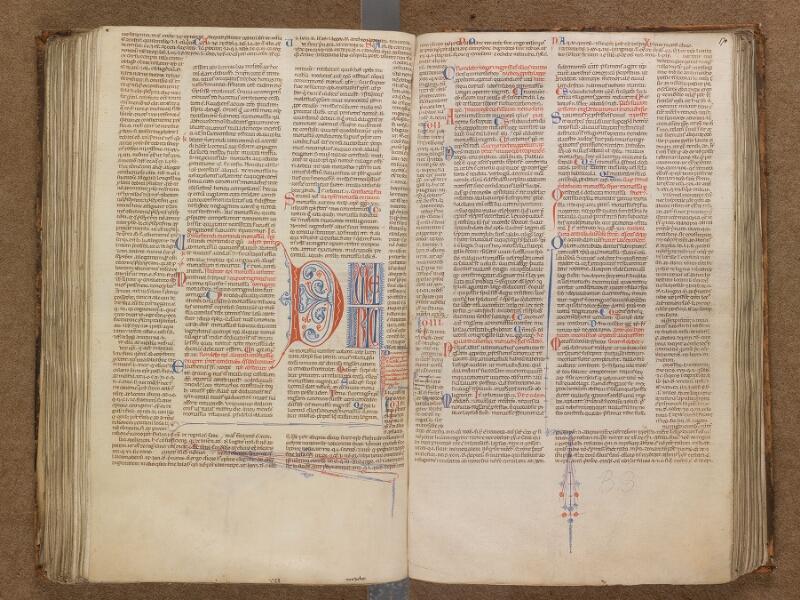 SAINT-OMER, Bibliothèque municipale, 0191, f. 169v - 170