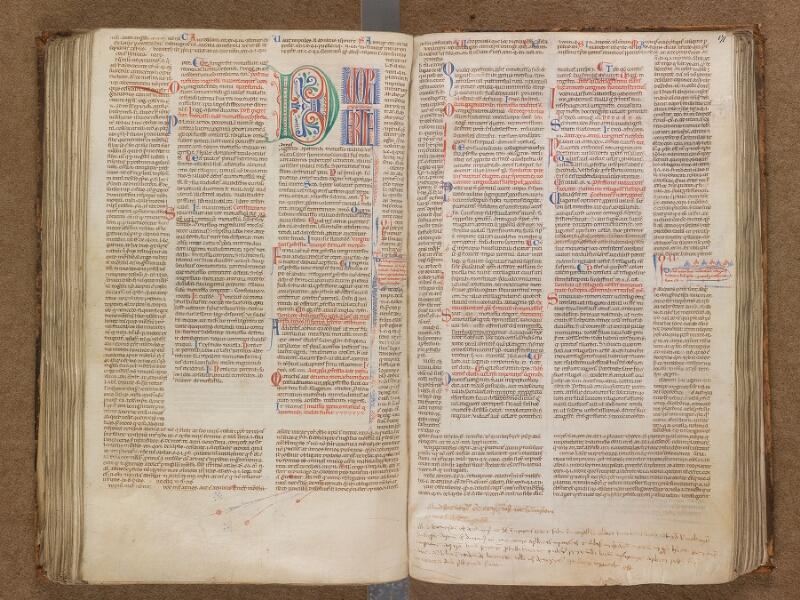 SAINT-OMER, Bibliothèque municipale, 0191, f. 170v - 171