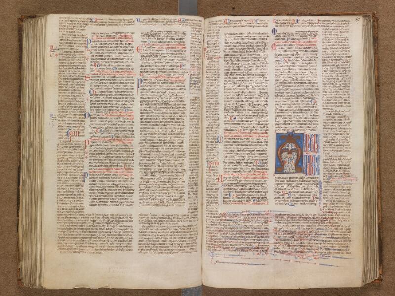 SAINT-OMER, Bibliothèque municipale, 0191, f. 171v - 172