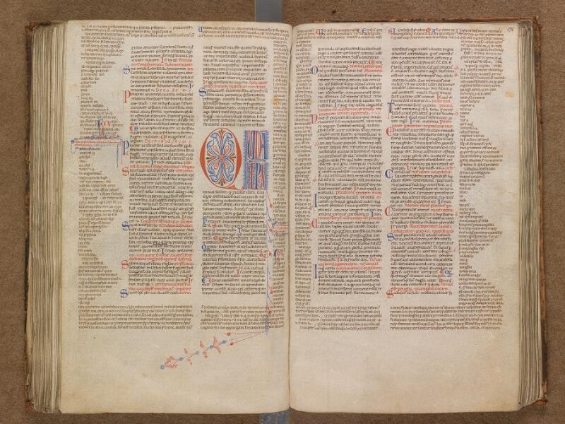 SAINT-OMER, Bibliothèque municipale, 0191, f. 173v - 174