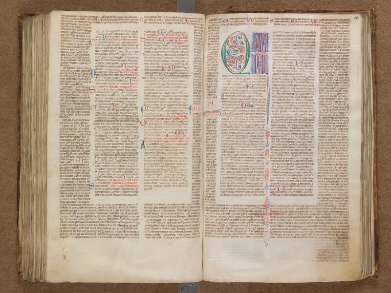 SAINT-OMER, Bibliothèque municipale, 0191, f. 222v - 223