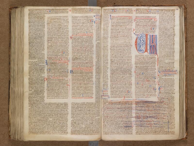 SAINT-OMER, Bibliothèque municipale, 0191, f. 227v - 228