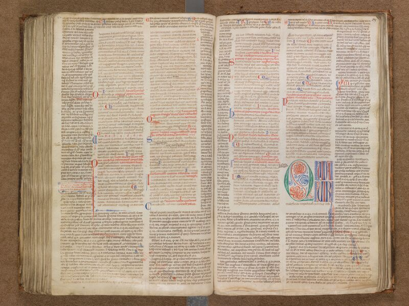 SAINT-OMER, Bibliothèque municipale, 0191, f. 234v - 235