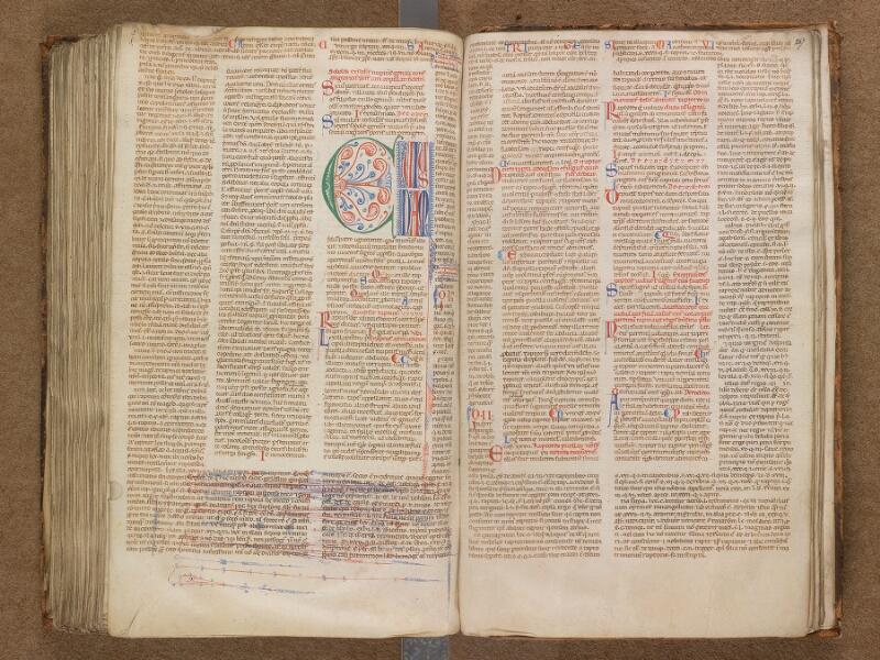 SAINT-OMER, Bibliothèque municipale, 0191, f. 266v - 267
