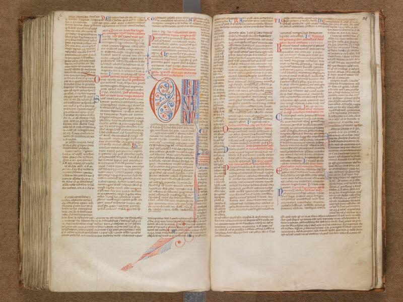 SAINT-OMER, Bibliothèque municipale, 0191, f. 267v - 268