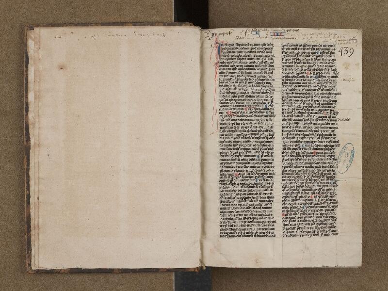 SAINT-OMER, Bibliothèque municipale, 0199, f. 000Bv - 001