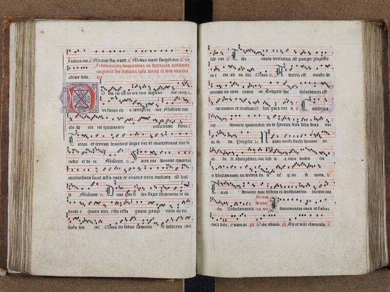 SAINT-OMER, Bibliothèque municipale, 0204, vol. I, f. 063v - 064