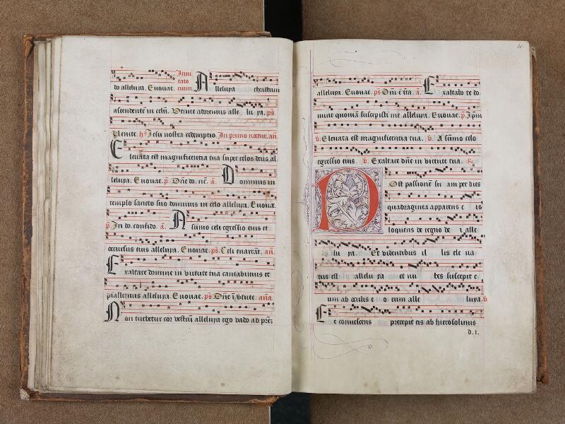 SAINT-OMER, Bibliothèque municipale, 0204, vol. II, f. 024v - 025