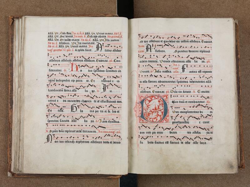 SAINT-OMER, Bibliothèque municipale, 0204, vol. II, f. 031v - 032