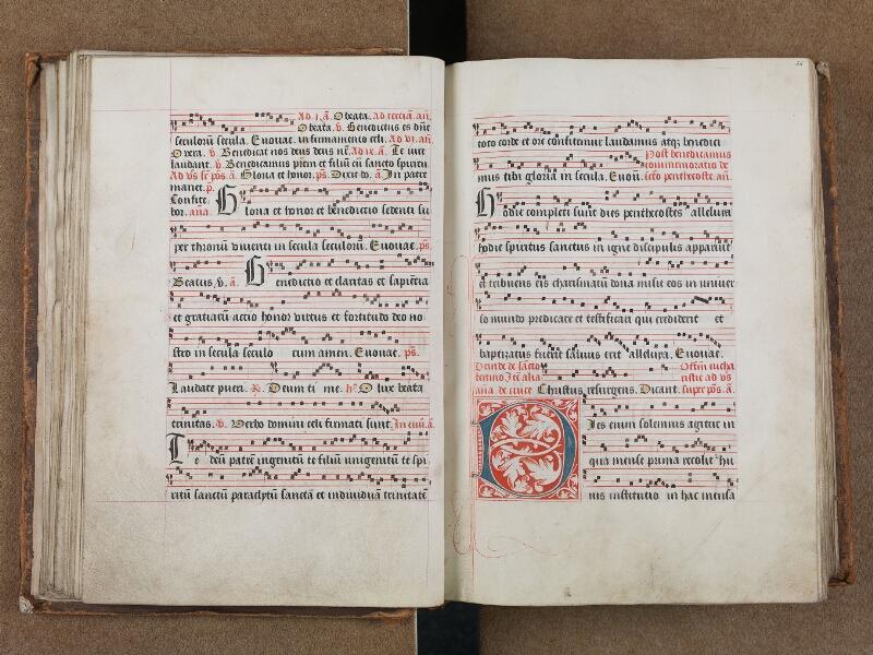 SAINT-OMER, Bibliothèque municipale, 0204, vol. II, f. 045v - 046