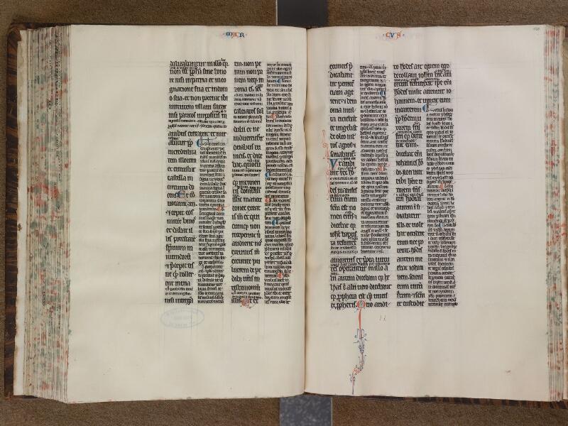 SAINT-OMER, Bibliothèque municipale, 0210, f. 122v - 123