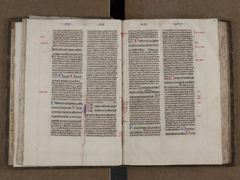 SAINT-OMER, Bibliothèque municipale, 0212, f. 044v - 045