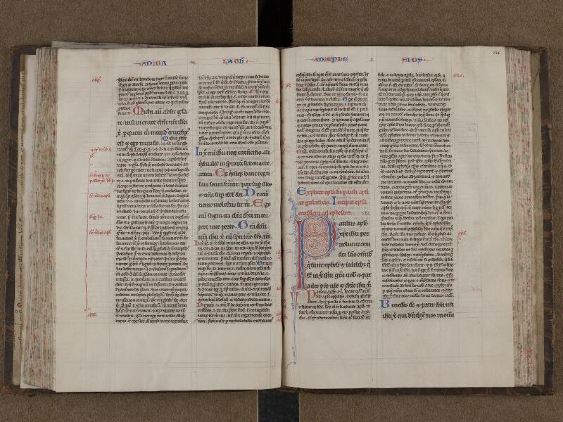 SAINT-OMER, Bibliothèque municipale, 0212, f. 123v - 124