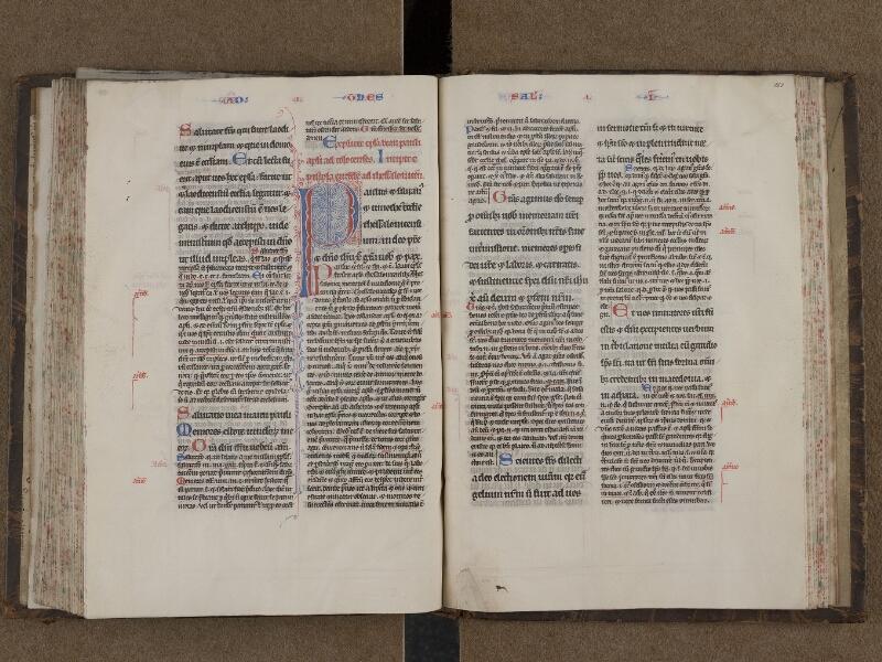 SAINT-OMER, Bibliothèque municipale, 0212, f. 160v - 161