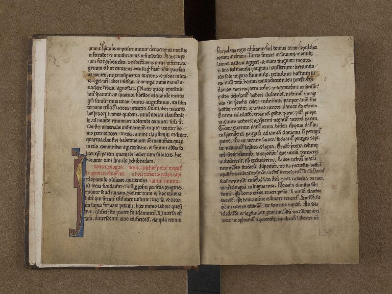 SAINT-OMER, Bibliothèque municipale, 0226, f. 002v - 003