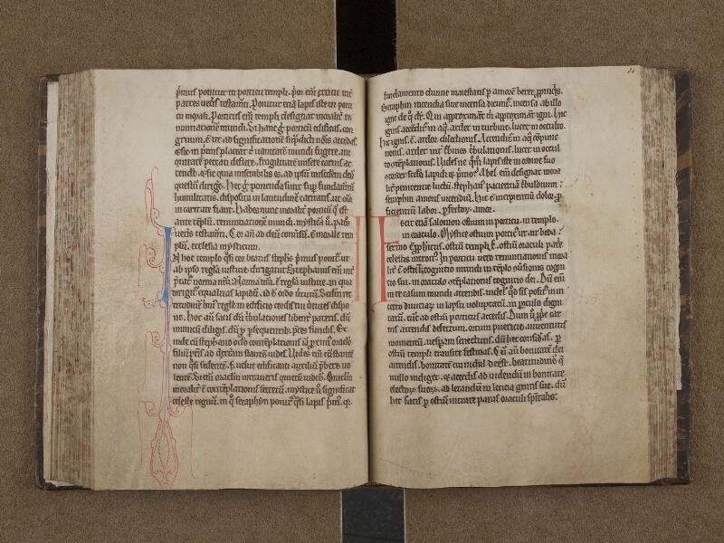 SAINT-OMER, Bibliothèque municipale, 0226, f. 083v - 084