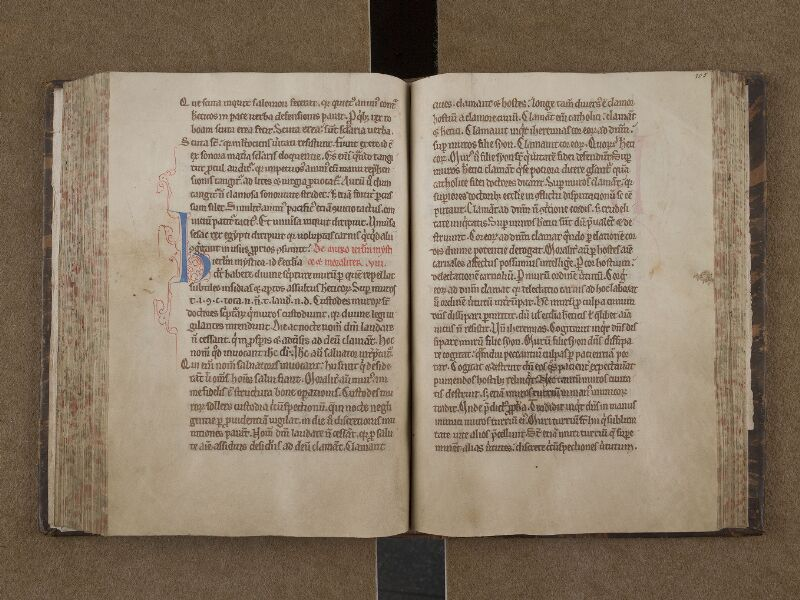 SAINT-OMER, Bibliothèque municipale, 0226, f. 104v - 105