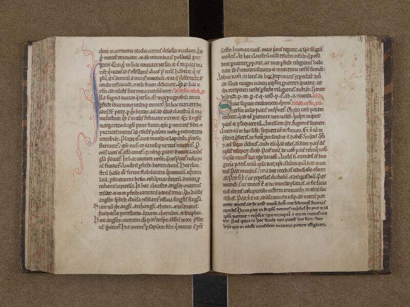 SAINT-OMER, Bibliothèque municipale, 0226, f. 117v - 118