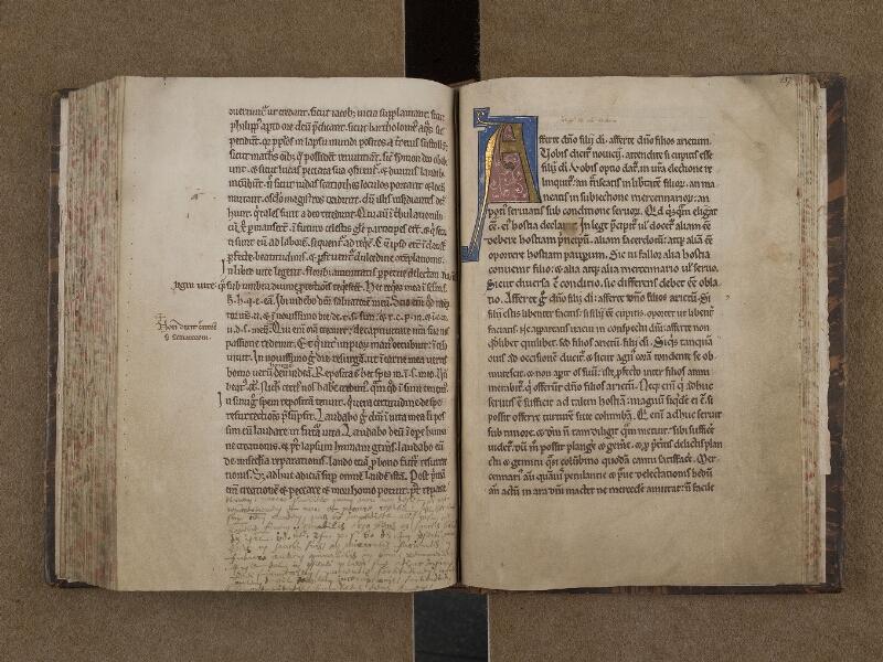 SAINT-OMER, Bibliothèque municipale, 0226, f. 136v - 137