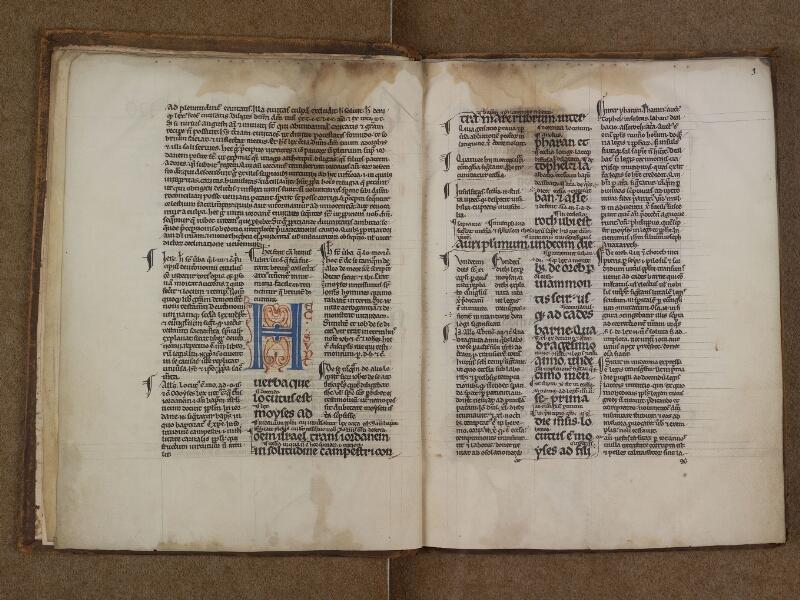 SAINT-OMER, Bibliothèque municipale, 0227, f. 002v - 003