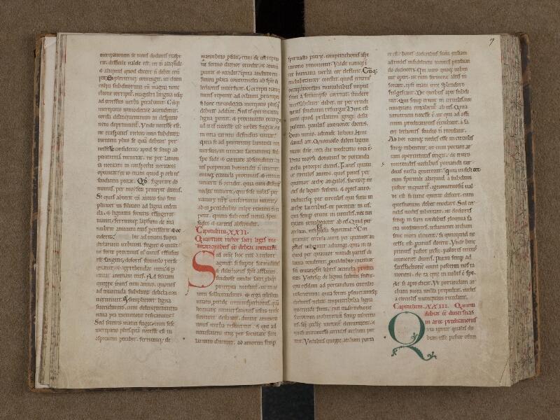 SAINT-OMER, Bibliothèque municipale, 0228, f. 018v - 019