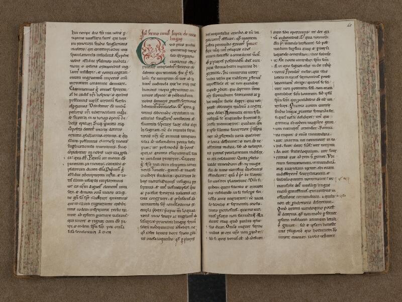 SAINT-OMER, Bibliothèque municipale, 0228, f. 060v - 061
