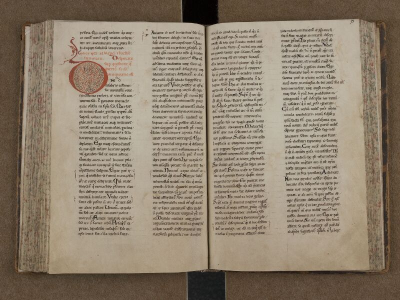 SAINT-OMER, Bibliothèque municipale, 0228, f. 092v - 093