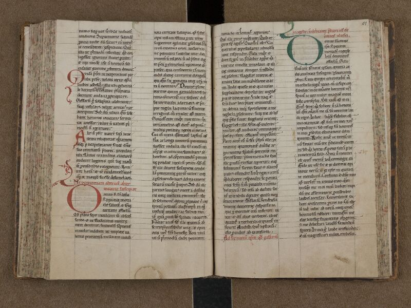SAINT-OMER, Bibliothèque municipale, 0228, f. 111v - 112